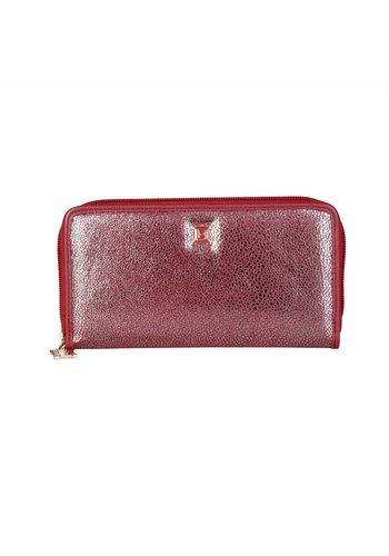 Laura Biagiotti Portemonnee van Laura Biagiotti - rood