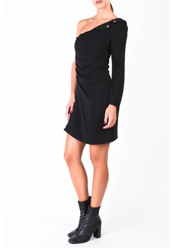 Pinko Ladies Dress par Pinko - noir