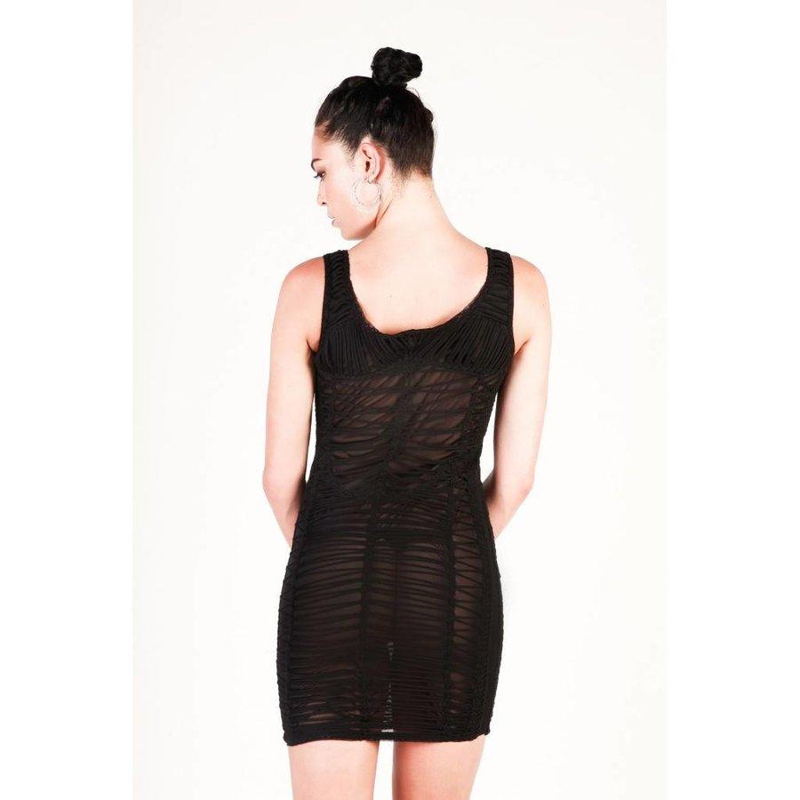 Damen Kleid von Philipp Plein - schwarz