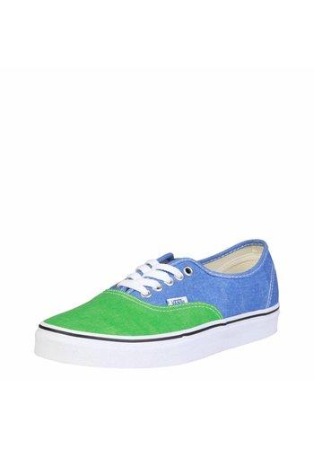 Vans Turnschuhe von Vans AUTHENTIC - blau / grün
