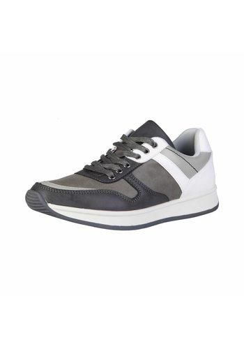 Duca di Morrone Heren Sneaker van Duca di Morrone HARVIE - grijs