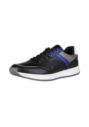 Duca di Morrone Herren Sneaker von Duca di Morrone HARVIE - schwarz