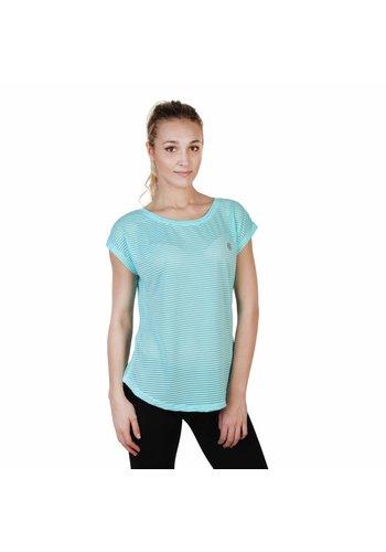 Elle Sport Dames T-shirt van Elle Sport - blauw