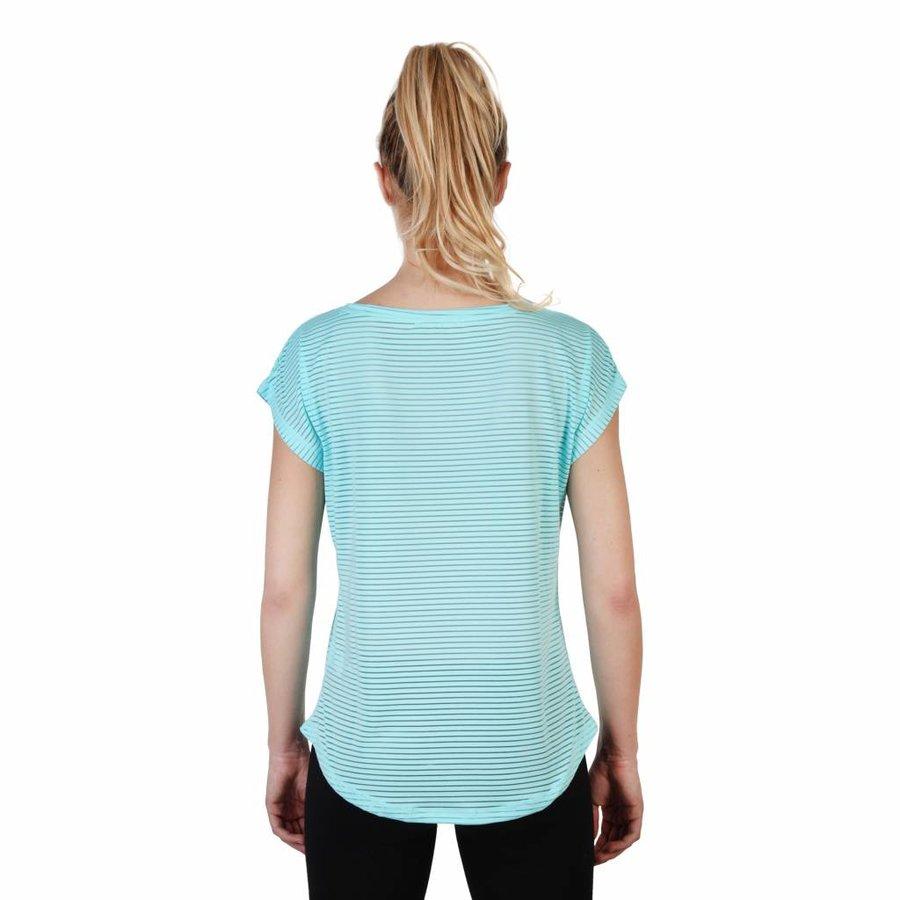 Damen T-Shirt von Elle Sport - blau