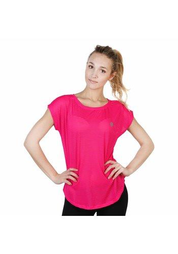 Elle Sport Damen T-Shirt von Elle Sport - pink