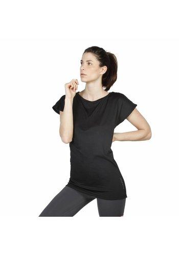 Elle Sport Damen T-Shirt von Elle Sport - schwarz
