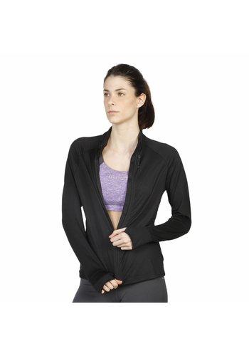 Elle Sport Dames Vest van Elle Sport - zwart