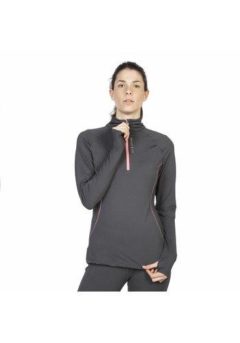 Elle Sport Damen Pullover von Elle Sport - anthrazit