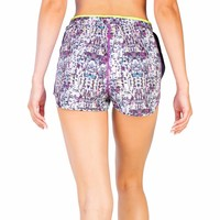 Damen Shorts von Elle Sport - Lila