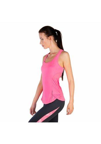 Elle Sport Dames Top van Elle Sport - roze