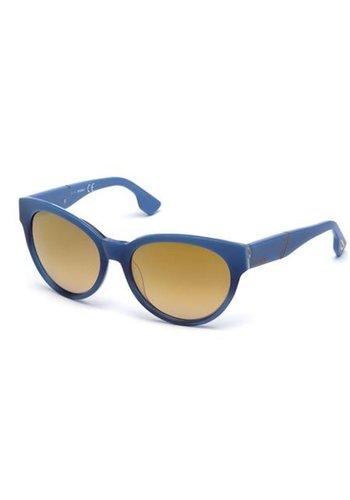 Diesel Dames Diesel Zonnebril Blauw