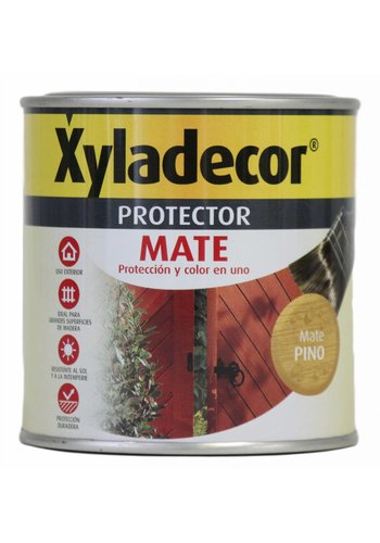 Xyladecor XYladecor protecteur MATE couleur Mate Pine 375ML