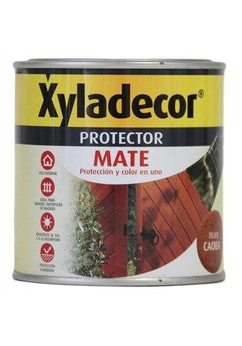 Xyladecor XYladecor protector MATE kleur Mate Mahogany 375ML