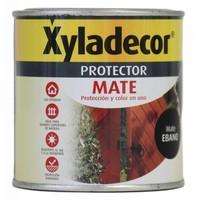 Protector XYladecor MATE Farbe Ebenholz Matte 375ML