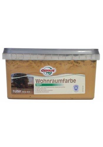 Genius Pro Muurverf - mat - macchiato - 1 liter