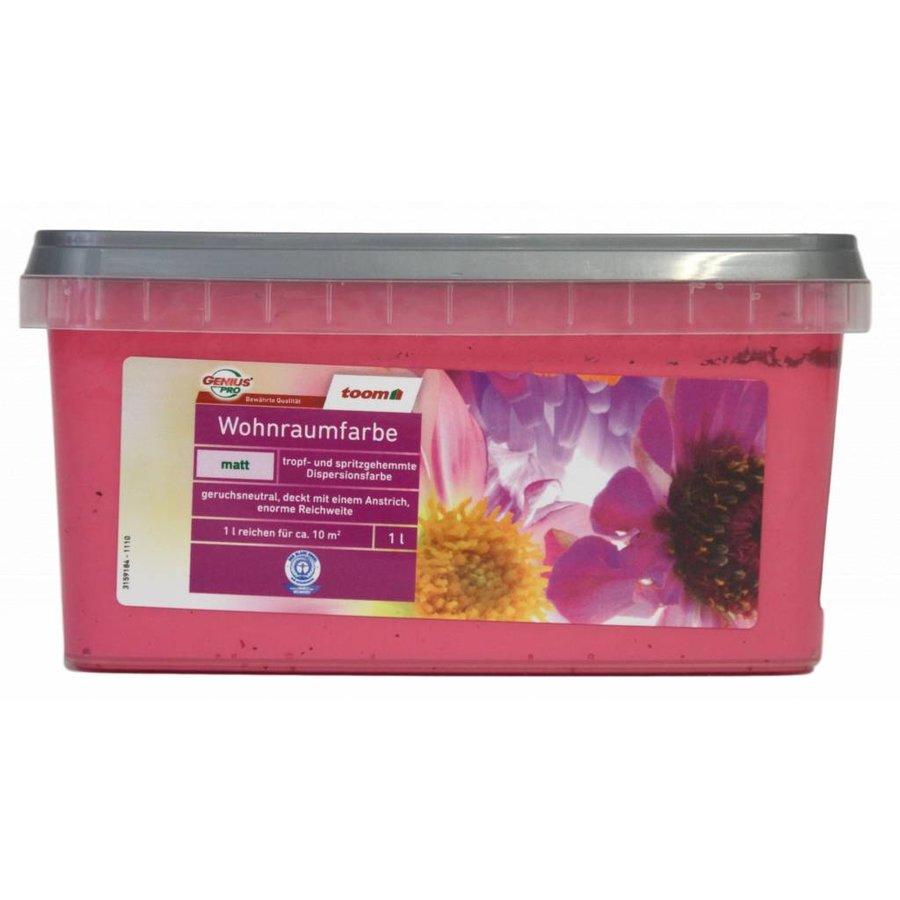 Muurverf - mat - sweet - 1 liter