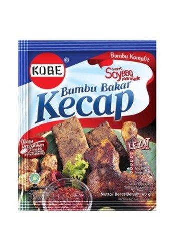 Kobe Tepung Bumbu Bakar Kecap - 60 gram