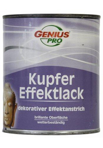 Genius Pro Koper effect verf, kleur sgl koper, 750ML