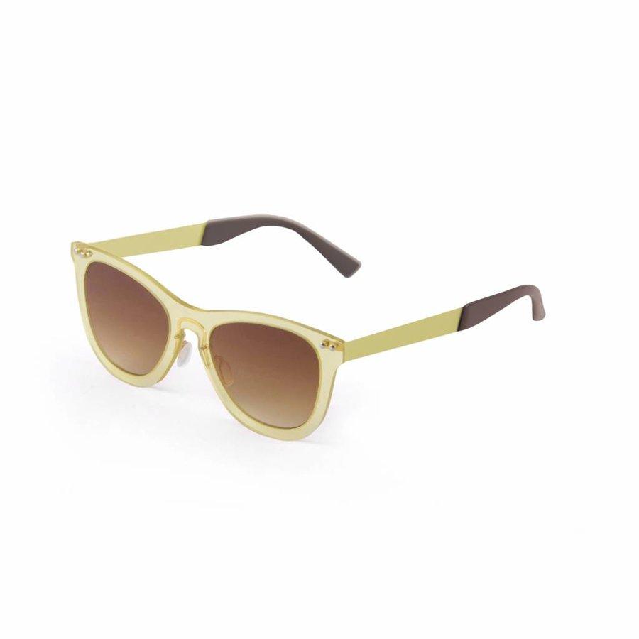 Sonnenbrille von Ocean Sunglasses FLORENCIA - gelb