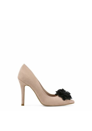 Paris Hilton Dames Pump van Paris Hilton - beige