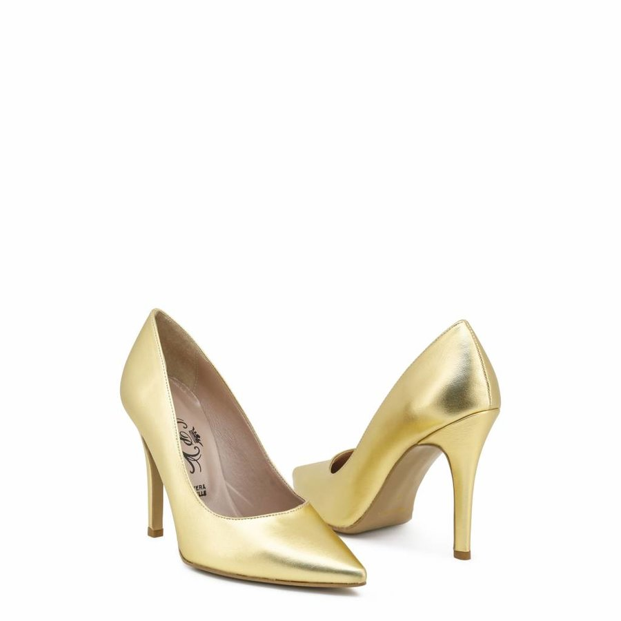 Damen Pump von Paris Hilton - gold