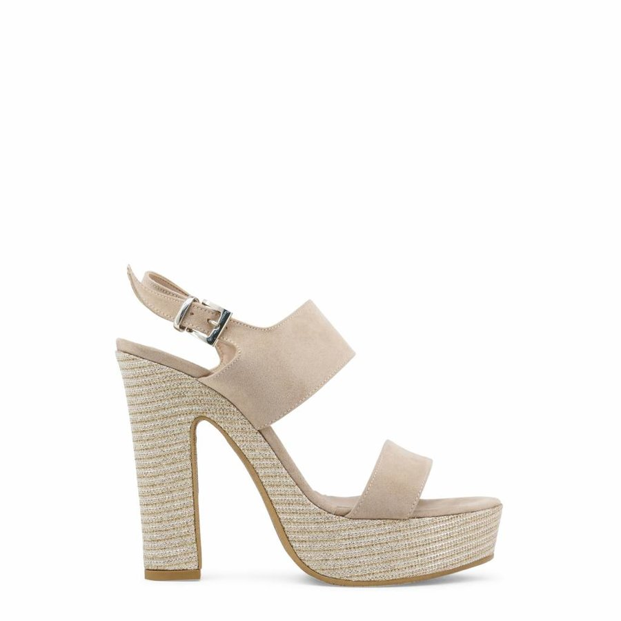 Ladies Open High Heel von Paris Hilton - beige