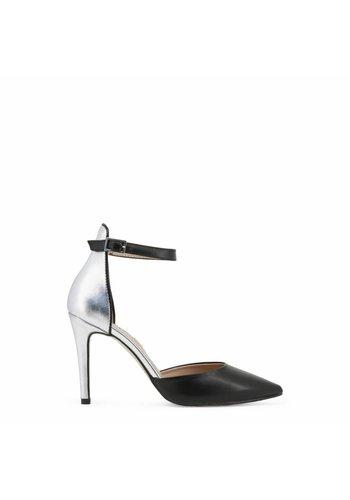 Paris Hilton Damen High Heel von Paris Hilton - Silber