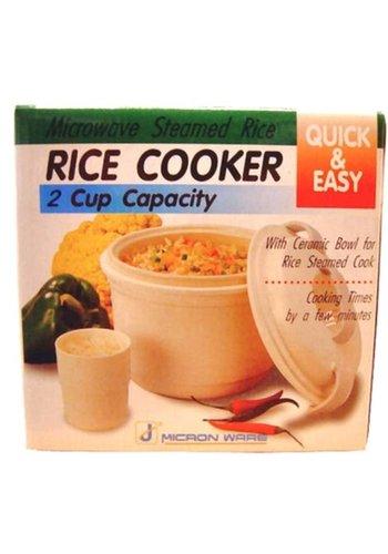 Micron Ware Cuiseur à riz à micro-ondes