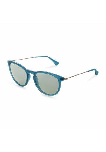 Calvin Klein Lunettes de soleil unisexe de Calvin Klein - bleu