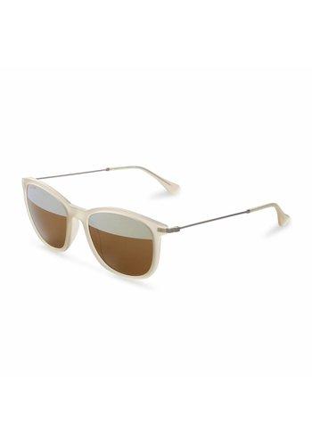 Calvin Klein Unisex Zonnebril van Calvin Klein - beige
