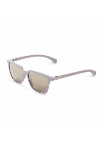Calvin Klein Unisex Sonnenbrille von Calvin Klein - grau / lila