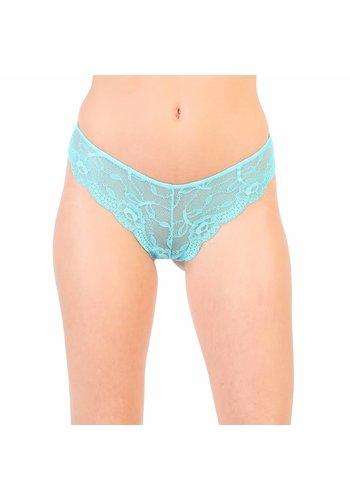 Pierre Cardin underwear String Femme par Pierre Cardin LAIZE - turquoise