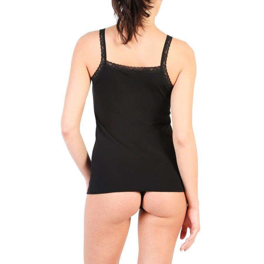 Unterhemd für Damen von Pierre Cardin CAMELIA - schwarz