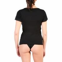 Damen T-Shirt von Pierre Cardin AZALEA - schwarz