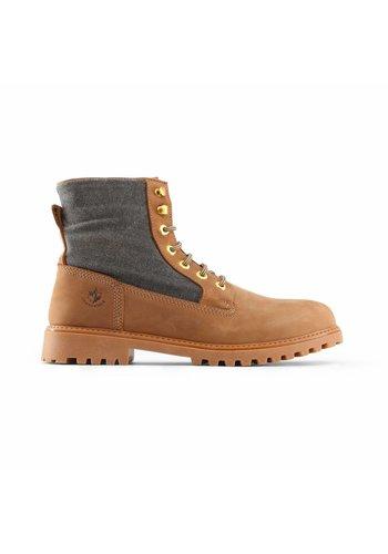 Lumberjack Heren Boots van Lumberjack RIVER - bruin