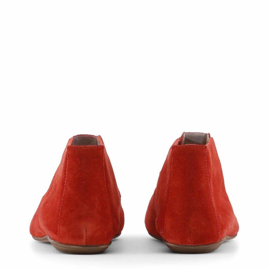 Geklede schoen van Arnaldo Toscani - rood