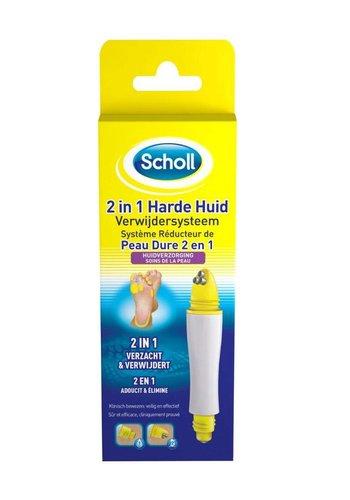Scholl Eelt verwijdersysteem - Harde huid - 1 stuk
