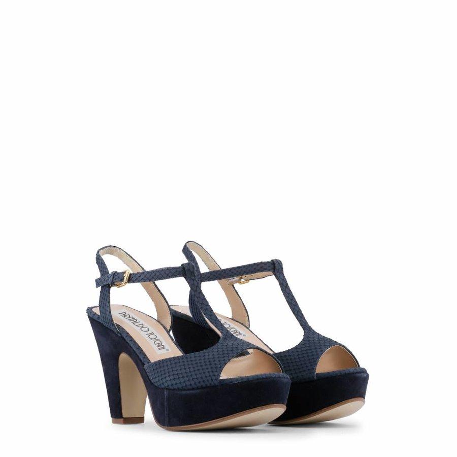 Open schoen van Arnaldo Toscani - blauw