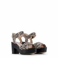 Open schoen van Arnaldo Toscani - zebra