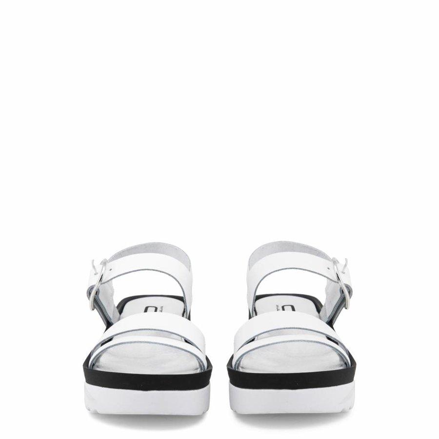 Sandalen van Ana Lublin RAQUEL - wit