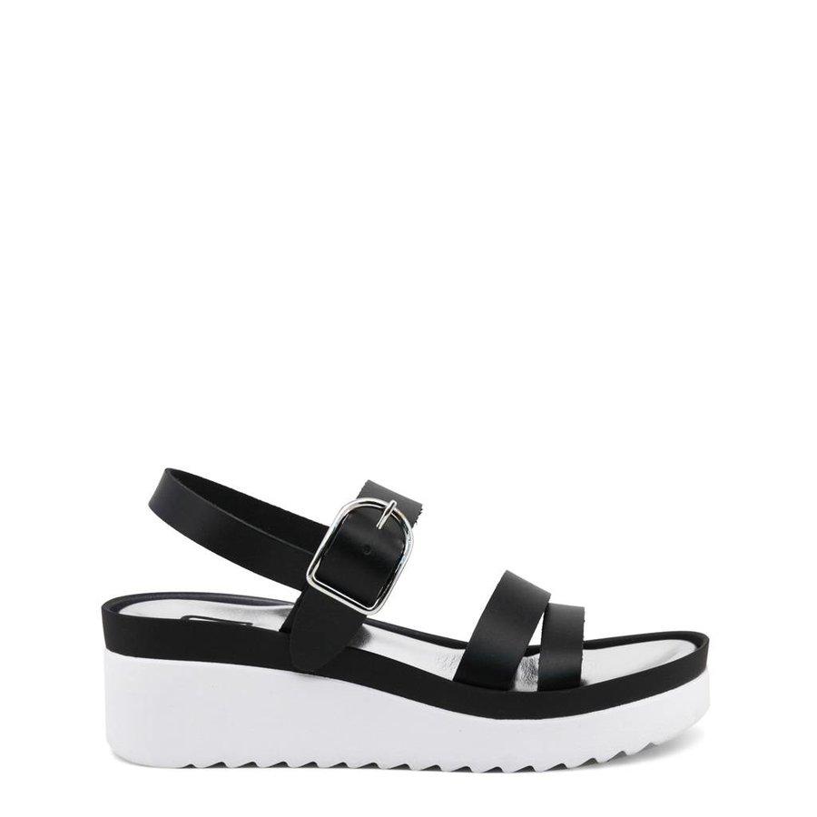 Sandalen van Ana Lublin RAQUEL - zwart