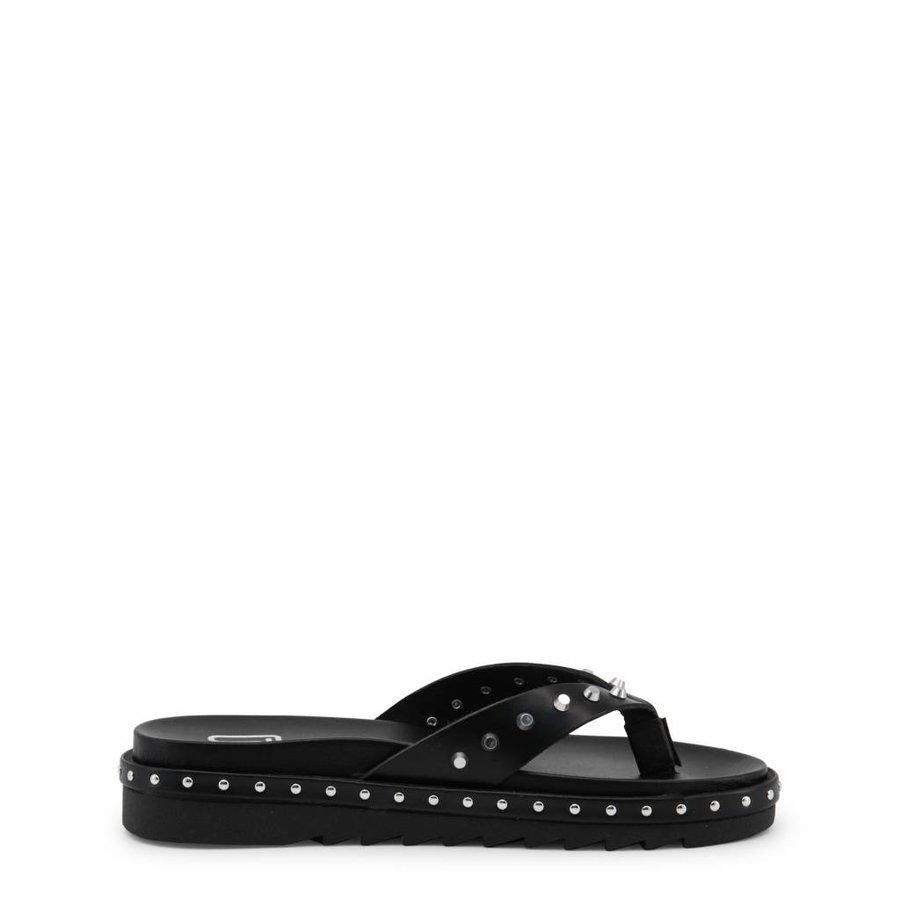Slippers van Ana Lublin JANETE - zwart