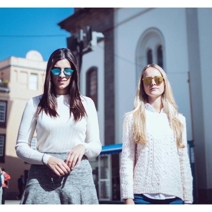 Unisex Sonnenbrille - schwarz