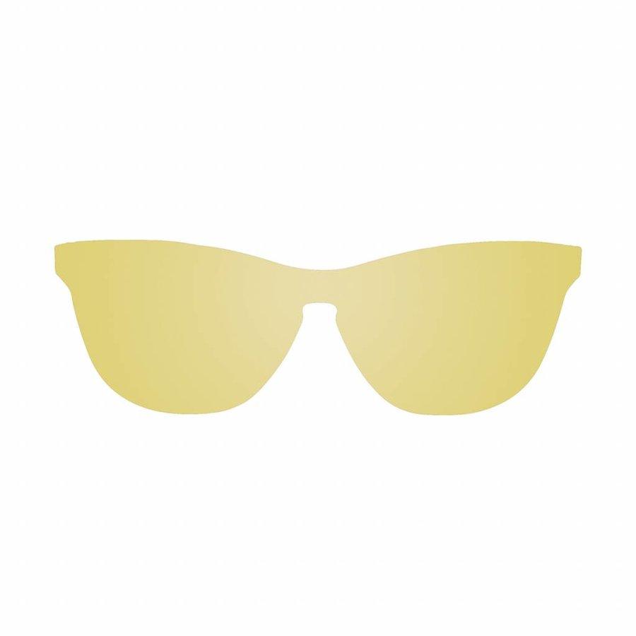Unisex Sonnenbrille von Ocean FLORENCIA - gelb
