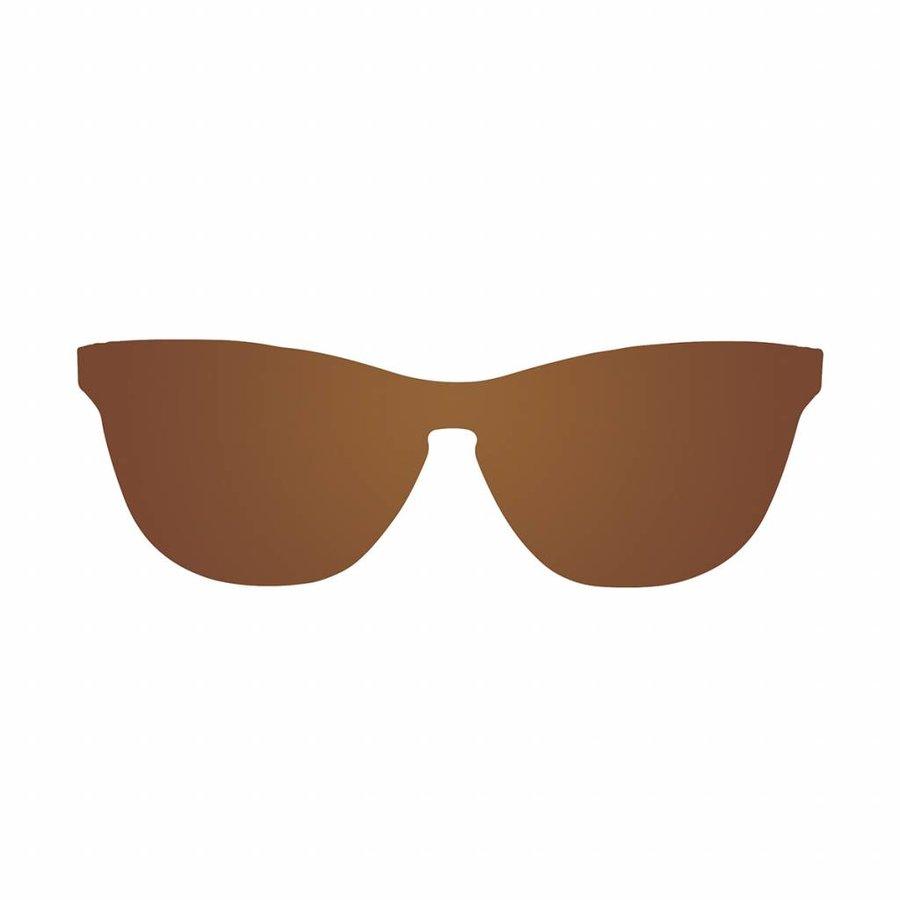 Unisex Sonnenbrille von Ocean FLORENCIA - braun