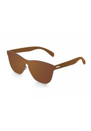Ocean Sunglasses Unisex Zonnebril van Ocean FLORENCIA - bruin