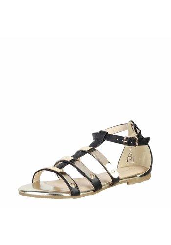 Laura Biagiotti Ladies Sandal par Laura Biagiotti - noir