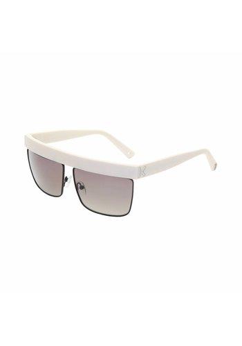 Kenzo Zonnebril van Kenzo - wit