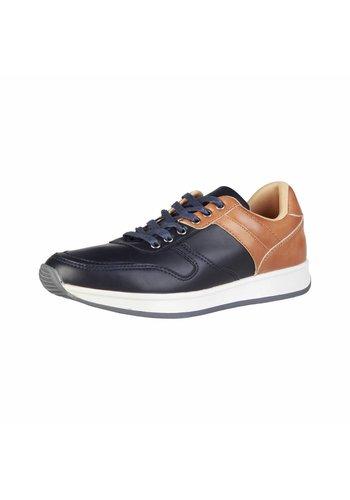 Duca di Morrone Sneaker de Duca di Morrone HARVIE - orange / bleu
