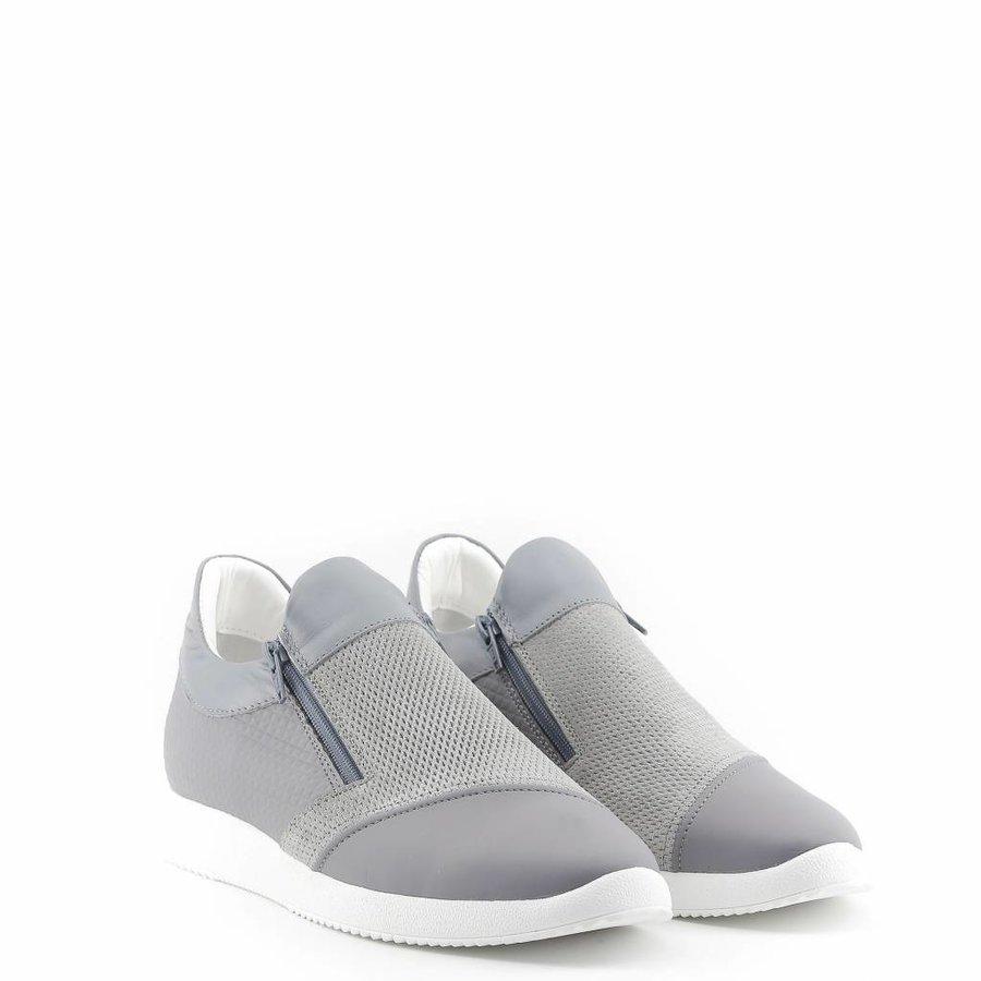 Sneaker von Made in Italia GIULIO - grau